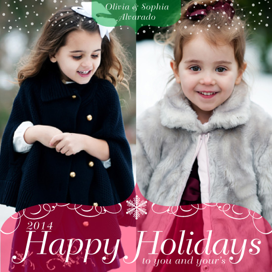 holiday photo cards - holiday tradition by Christina Pena Pittre