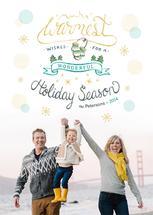 Warmest Holiday Season by Lisa M
