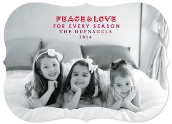 Peace For Every Seasonn
