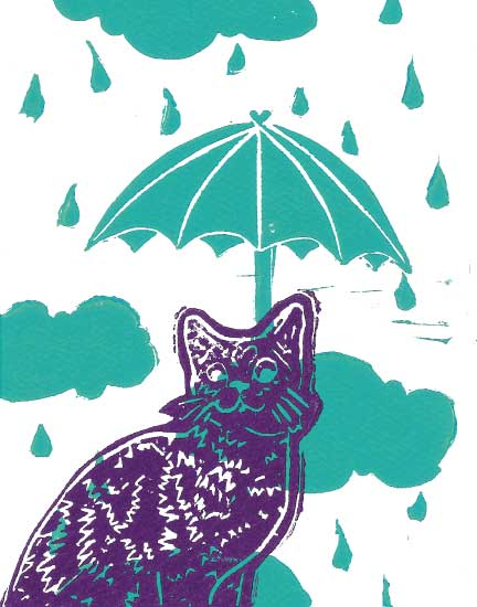 art prints - Raindrops On Roses & Whiskers On Kittens by Foreignspell
