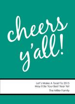 Southern Cheer by Paper Heart Design Studio