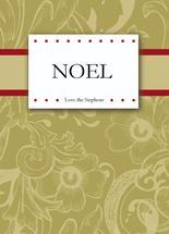 Traditional Noel by Sarah R. Petersen
