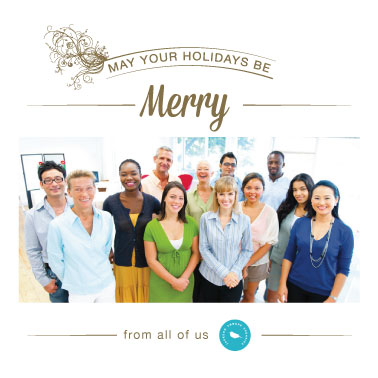 business holiday cards - Holiday Office Photo by Lani Kai Peterson