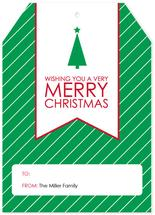Christmas Tag by Paper Heart Design Studio