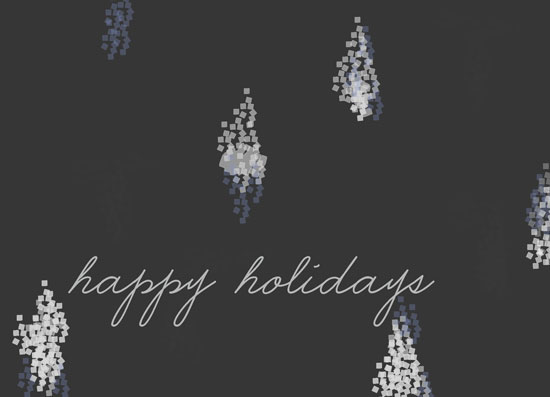 business holiday cards - Festive Chandelier by Lindsay Davis