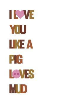 Like a Pig