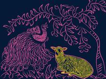 A Detailed Tribal Art by Famenxt