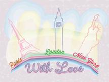 A Trip to Paris London... by Famenxt