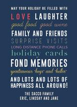 May Your Holiday Be Fil... by Rosewater Designs