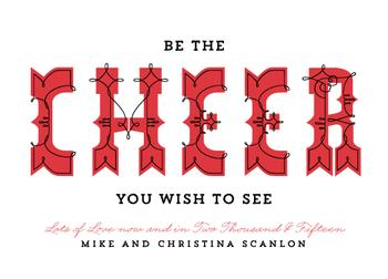 Be the Cheer