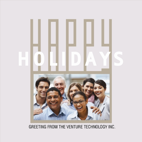 business holiday cards - Simply Greeting by Jordan Arts