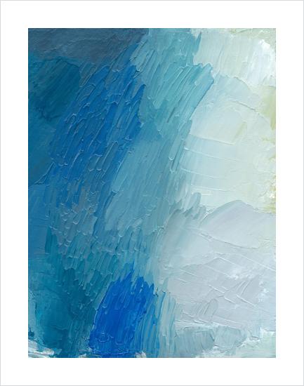 art prints - Oceania by Hooray Creative