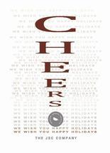 CHEERS! by Jordan Arts