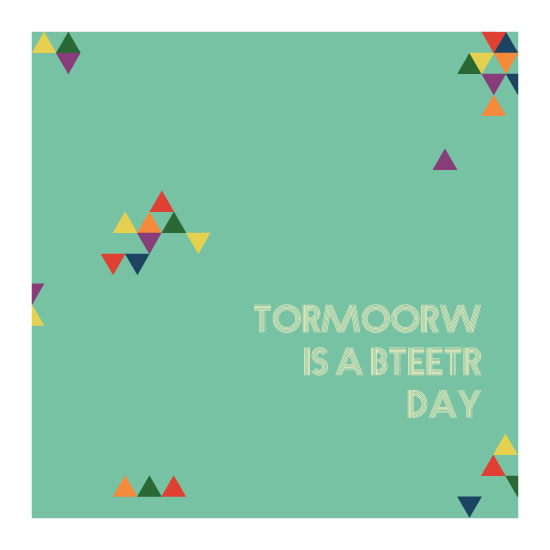 art prints - tomorrow is a better day by Siutaam