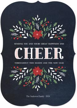 Flourished Cheer