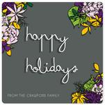 Festive Florals by Denise Troy