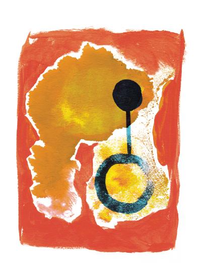 art prints - Parmenides by Stephanie Nowotarski