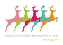 Reindeer Games by Sarah R. Petersen