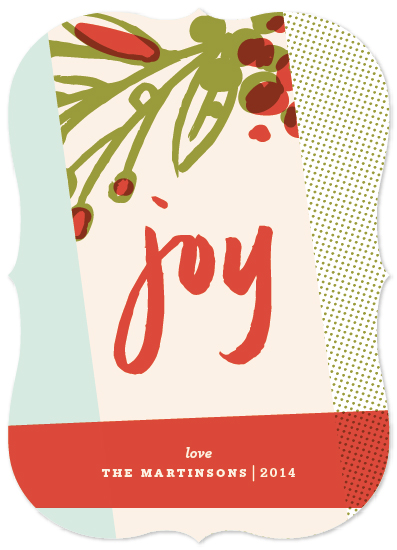 non-photo holiday cards - Merry Medley by Angela Marzuki