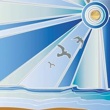Ocean Bliss by Denise Troy