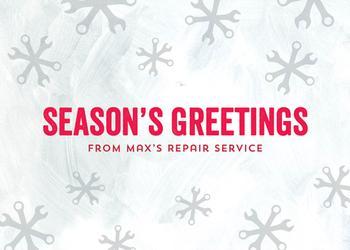 Snowflake Repair Service