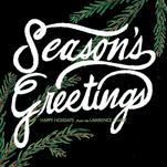 Season's Greetings Pine... by Alex Endsley