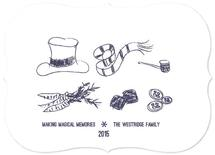 snowman magical memorie... by Megan Spinder