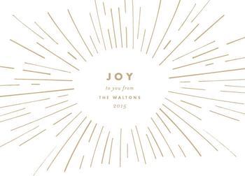 Rays of Joy