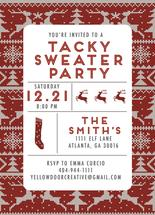 Tacky Sweater Party by Yellow Door Creative