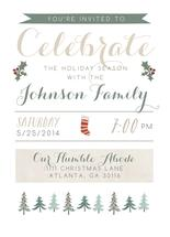 Rustic Woodland Affair by Yellow Door Creative