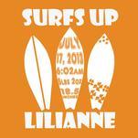 Surfs Up by Melissa Jensen