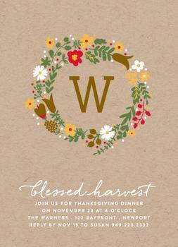 Blessed Monogram