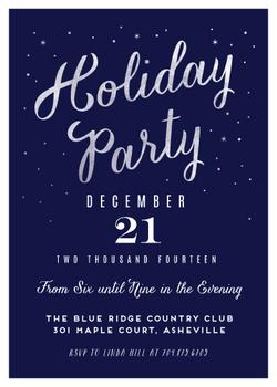 Modern Holiday Party