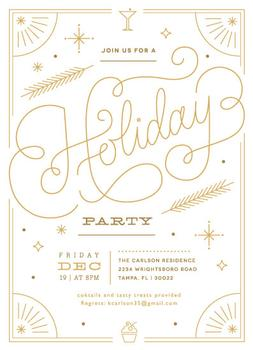 Sparkling Holiday Soiree