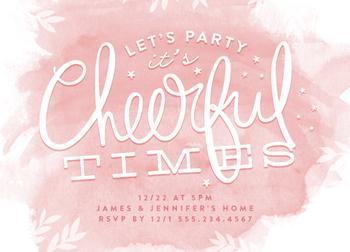 cheerful times