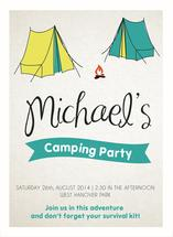Camping Party by Fabia Moura