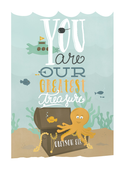 art prints - Our Greatest Treasure by Bethany Anderson