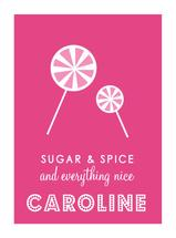 Sugar & Spice Candy Pop... by Tracy Goodwin