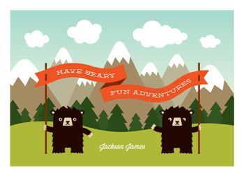 Beary Adventurous
