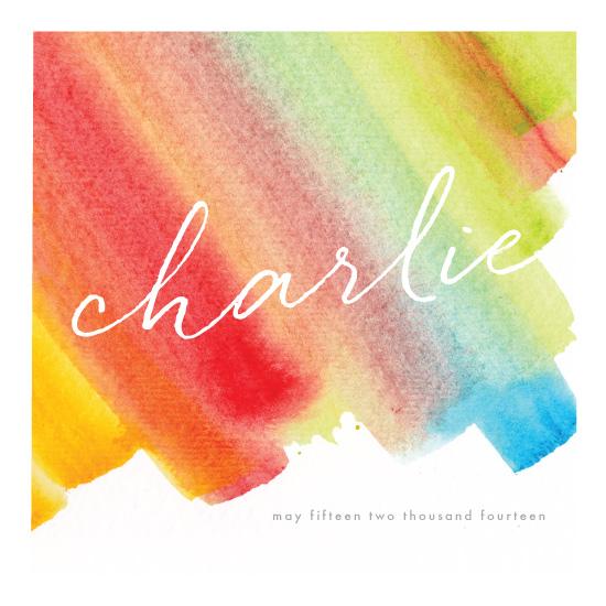 art prints - Color Bands by Lindsay Megahed