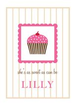 Sweet as a cupcake by Tracy Goodwin