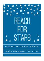 Reach for Stars by Tracy Goodwin