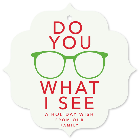 holiday photo cards - Do You See What I See by Mandy Davis