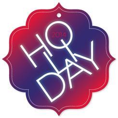 HO-LI-DAY