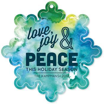 Love, Joy, and Peace