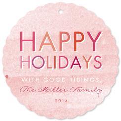 Shades of Pink Holiday