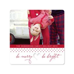 be merry be bright dots