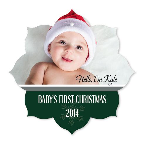 holiday photo cards - Say Hello by Vanessa Barber