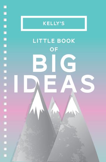 journals - Little Book of Big Ideas by Katrina Robert