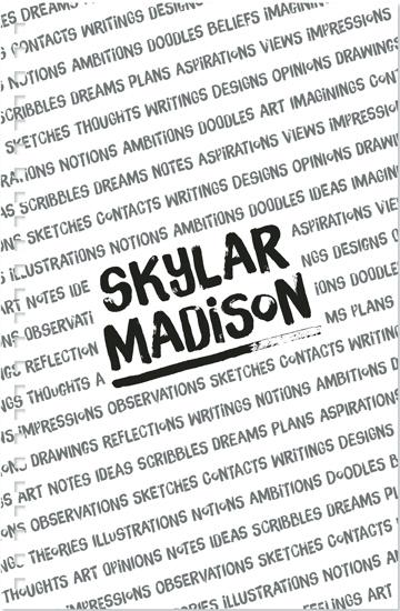 journals - Bold Ideas by Erica Krystek